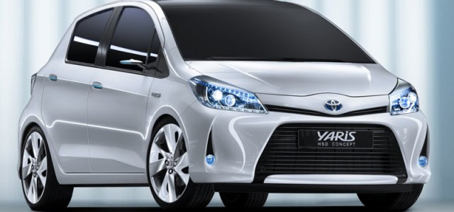 Κατ. B – Toyota Yaris 1300cc Μοντέλο 2014
