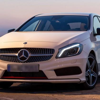 Κατ. E – Mercedes A Class – 1600cc / 122hp