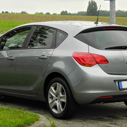 Kat. D – Opel Astra 1300cc model 2011
