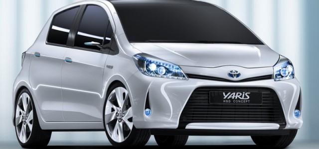 Kat. B – Toyota Yaris 1300cc model 2014
