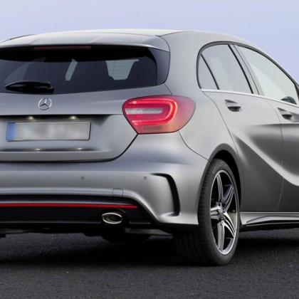 Kat. E – Mercedes A Class – 1600cc / 122hp