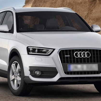Kat. E – Audi Q3 1400cc Automatic model 2014