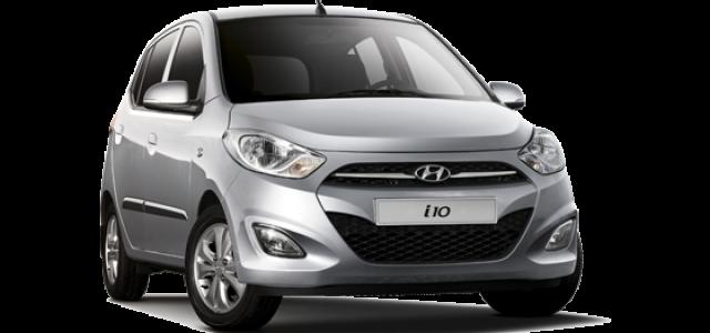 Cat. A – Hyundai i10 1200cc model 2013