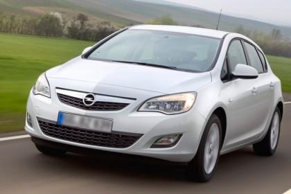 Cat. D – Opel Astra 1300cc
