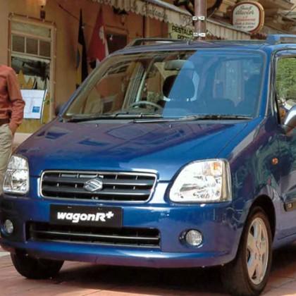 Cat. A – Suzuki Wagon R 1300cc model 2006