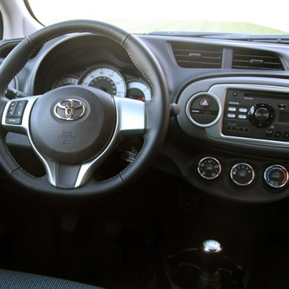 Cat. B – Toyota Yaris 1300cc
