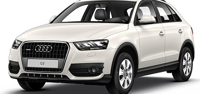 Cat. E – Audi Q3 1400cc Automatic