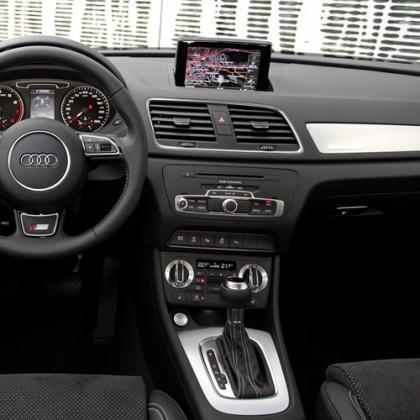 Cat. E – Audi Q3 1400cc Automatic