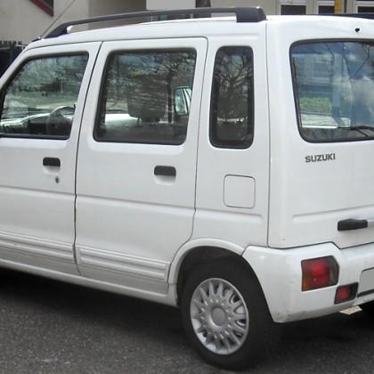 Cat. A – Suzuki Wagon R 1300cc